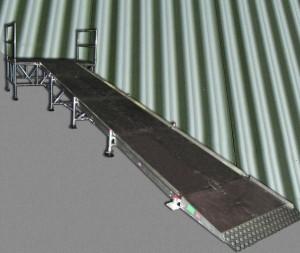 Materiaal www.jamlogistics.nl Laadplatform  Huur Verhuur Logistiek Detachering Personeel