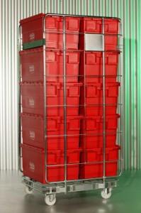 Materiaal www.jamlogistics.nl Rolcontainer Huur Verhuur Logistiek Detachering Personeel